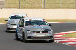 Rory Atkinson wrapped up the class C title at Kyalami