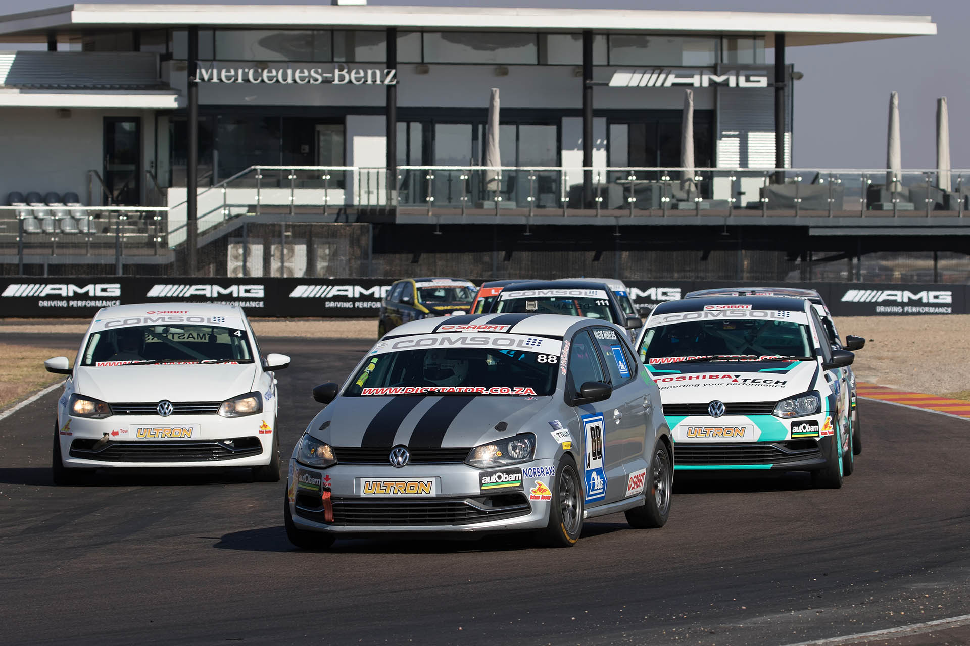 2018 Challenge gets underway at Midvaal