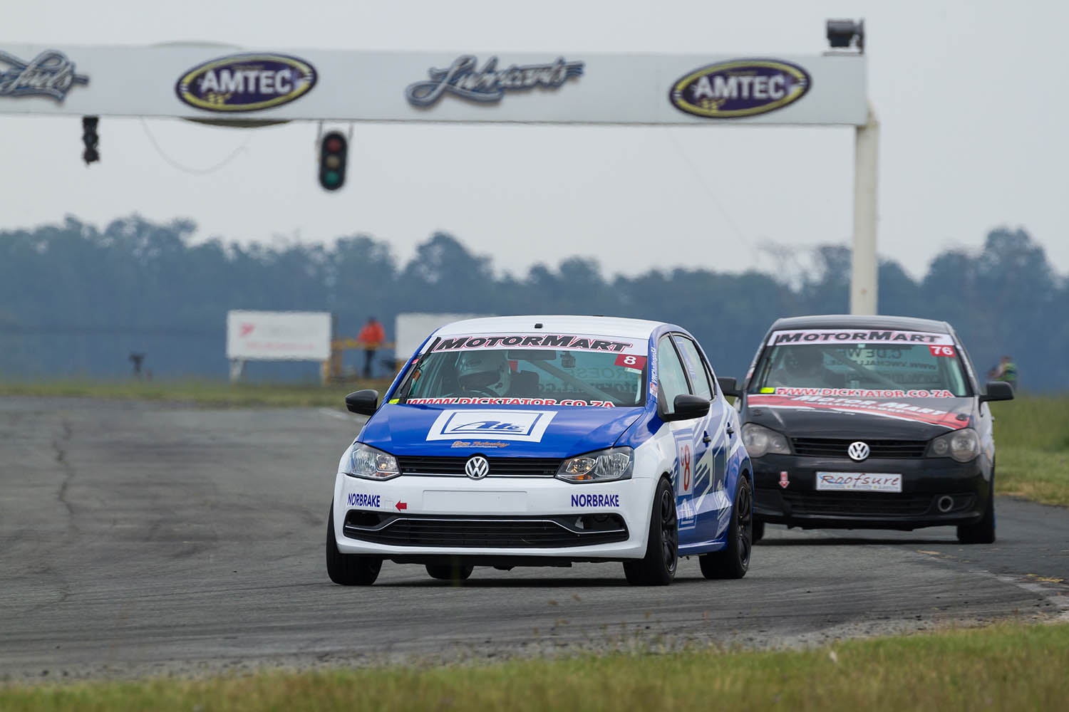Philip Croeser and Christiaan de Wet will resume their class C duel