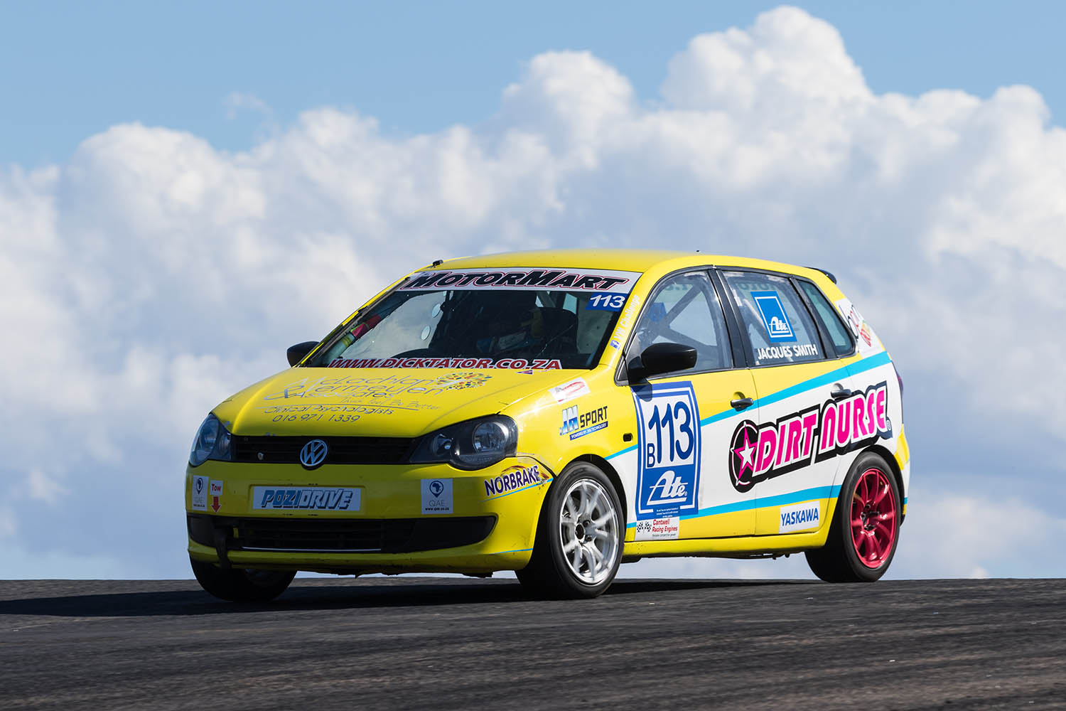 Phakisa next for VW Challenge