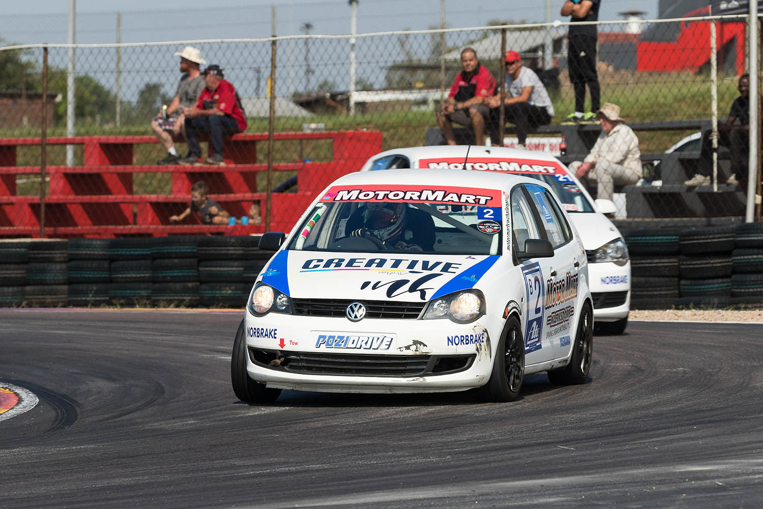 Midvaal the next challenge for MotorMart VWs
