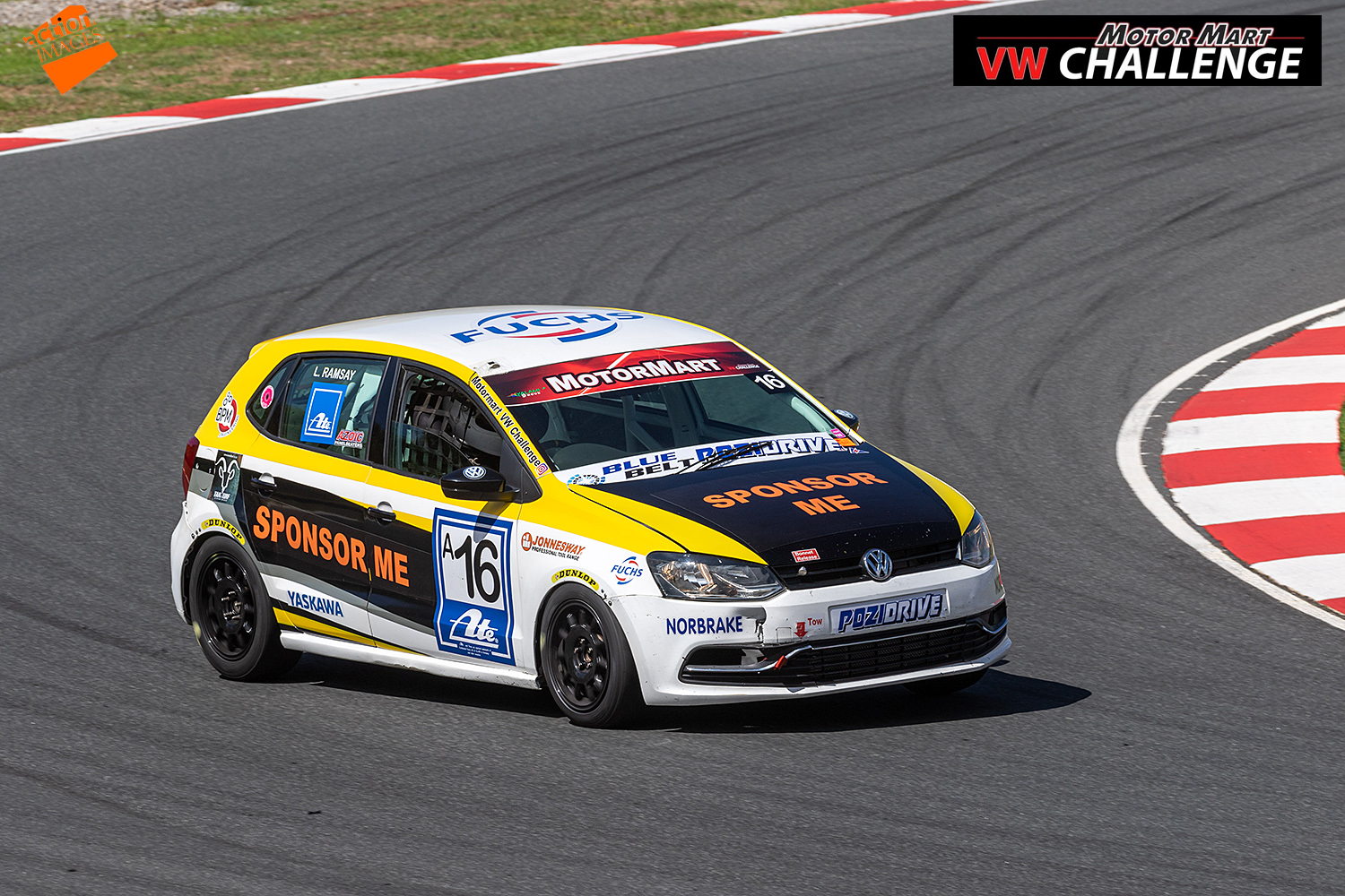 Class A VW Challenge car for sale