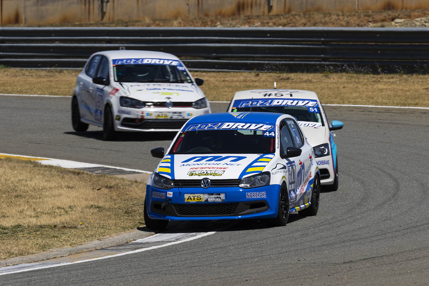 Deon Holliday Jnr leads Stuart Mack